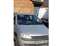 Vauxhall Corsa (Opel) - Low Mileage