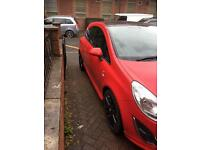 2012 corsa limited edition 62,000 miles