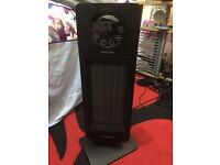 External movable Room Heater Very Good Condition to sell collection only price of £15