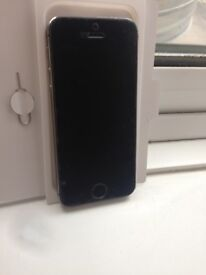 Good Condition iPhone 5s Grey 16gb on Vodafone, Lebara, Ownphone & Zest4 Mobiles