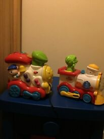 Baby Train toy