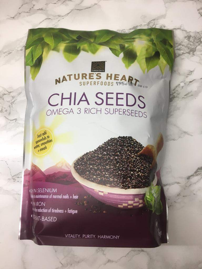 Natures Heart Chia Seeds
