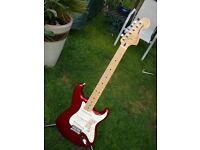 FENDER Roadhouse deluxe Stratocaster electric guitar MN 2013