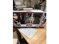 Star war figures new