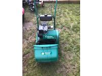 Petrol self-propelled lawnmower