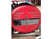 Honda generator E1500