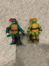 Ninja Turtles Figurines