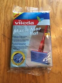 New - Vileda Magic Mop Refill (flat)