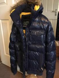 Men's Superdry padded jacket