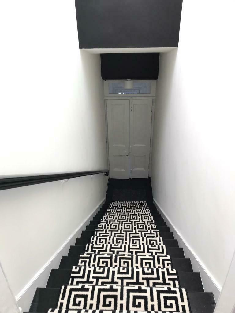 Columbus Greek Key luxury carpet