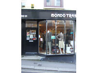 Shop To Let in Falmouth Cornwall