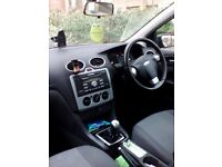 FORD FOCUS 1.8 SPORT 4DR 56PLATE