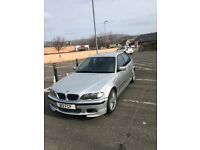 "330d e46 BMW msport 165000miles new engine at 134000miles. 18"" Alloys"