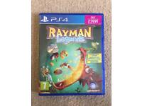 Rayman game ps4