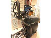 Octane Fitness Q47e Elliptical Crosstrainer, as new