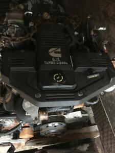 2007 - 2012 Dodge Ram 2500 / 3500 / 4500 / 5500 6.7 Cummins engine