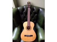 KAYS VINTAGE 1970S KC 265 CLASSICAL ACOUSTIC GUITAR 3/4