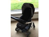 Joie Travel System, complete with car seat and Isofix and all accessories