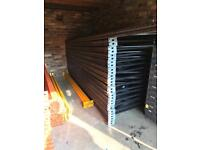 Pallet Racking excellent condition / dexion shelving
