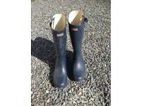 Town and country welly boots wellingtons