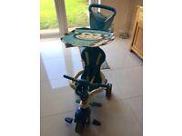 Smart Trike in Blue
