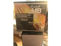 Marshall Bass Amplifier MB Series - Fantastic Bass Amp!