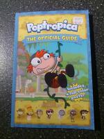 NEW Poptropica Official Guide Book