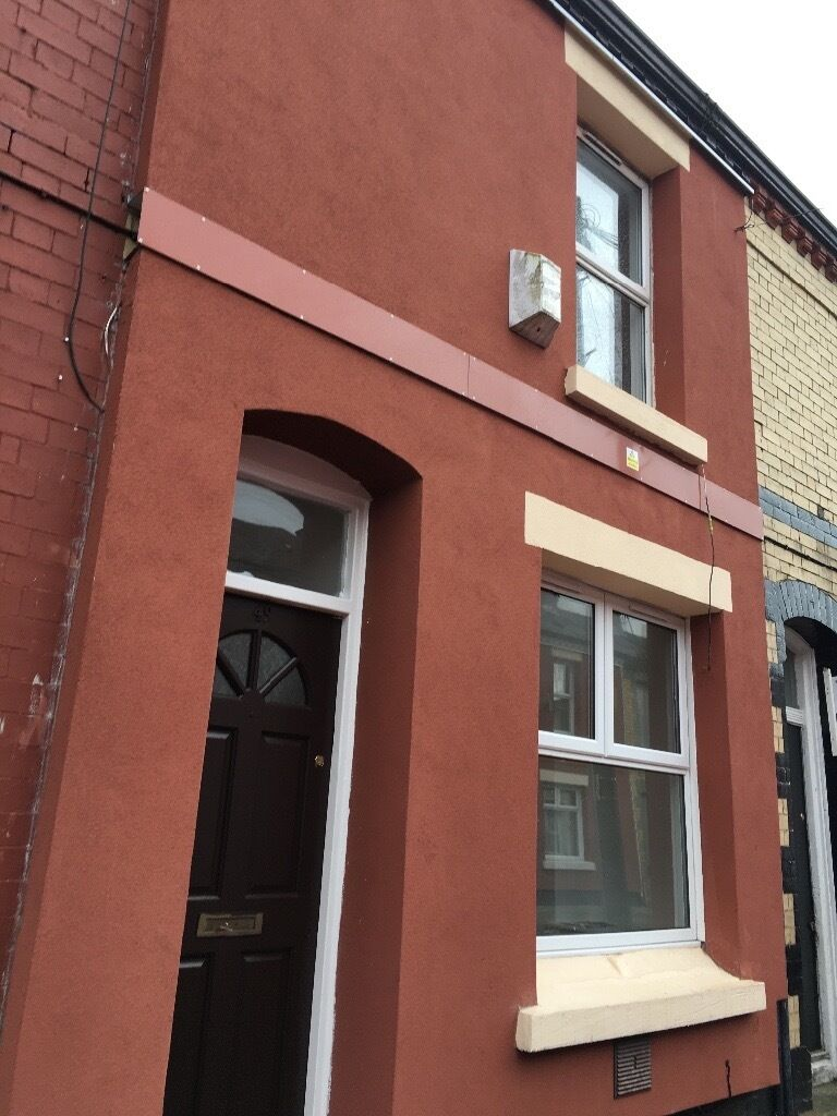 Two bedrooms mid terrace house to let in L8 Toxteth- £475pcm!