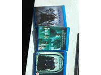 Matrix blu-ray collection