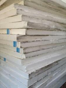 5 inch Thick Foam Insulation Sheets