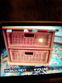 2 drawer storage ex Cond bargain