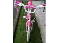 Girls Bike for Sale (6-8 years) £20