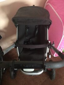Quinny buzz with carrycot and seat