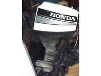 Honda 9.9 outboard engine motor petrol