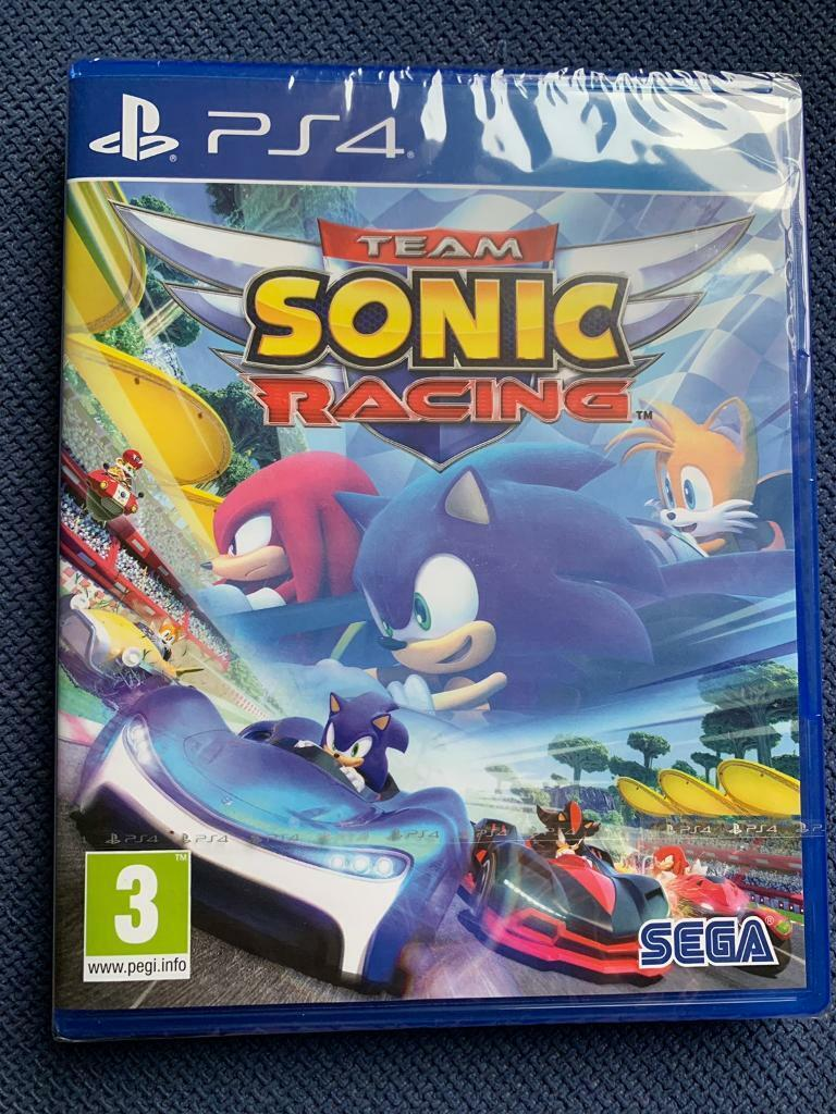 Team sonic racing PS4 game brand new sealed | in Bath, Somerset | Gumtree