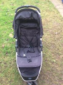 Baby start pushchair