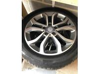 """Mercedes Benz 17"""" Alloy wheels"""