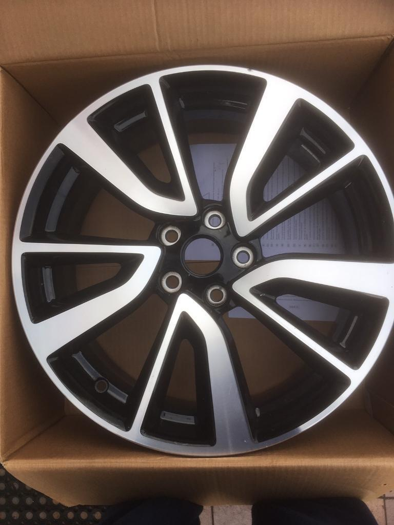 nissan qashqai 19 inch alloy wheel in southampton hampshire gumtree. Black Bedroom Furniture Sets. Home Design Ideas
