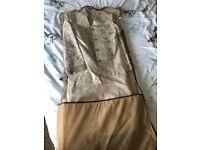 Sherwani Wedding Coat with Shoes, Trousers and scarf