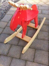Ikea rocking horse (reindeer) £5
