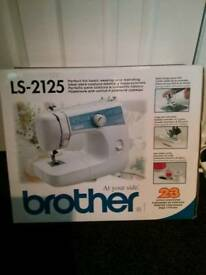 Sewing Machine new in box