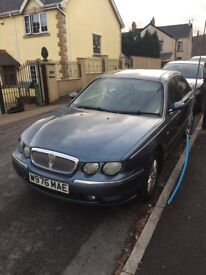 Excellent car for spares or simple repair