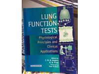 Lung Function Tests textbook