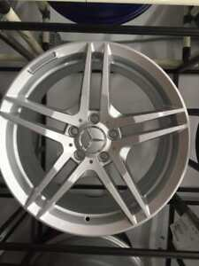 Mags Replika neufs 18 pouces 5X112 (Mercedes et Audi)