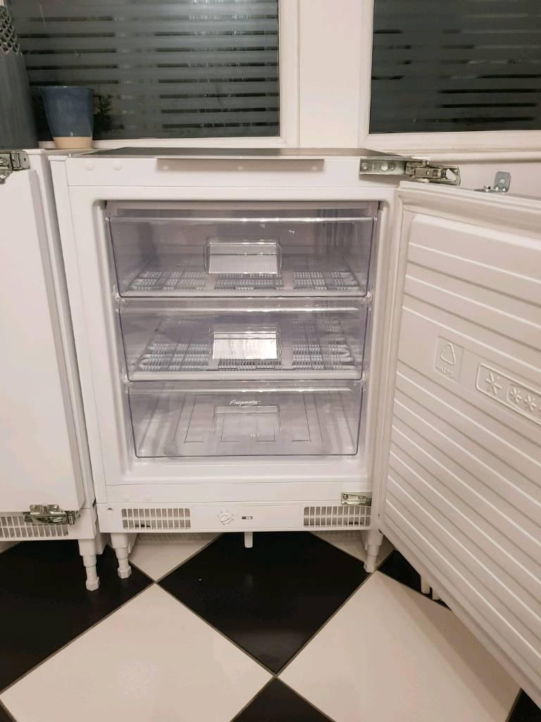 Built-in Frost Free Freezer Fridgemaster