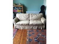Quality 3 seater sofa bed