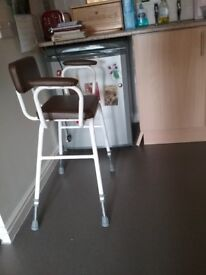 Perching stool, hardly used
