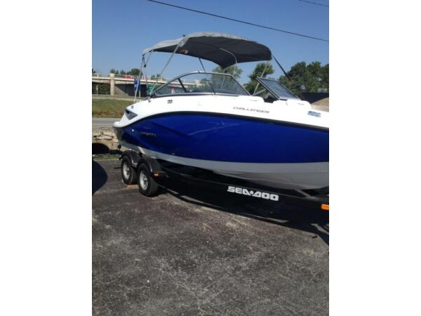 Used 2012 Sea Doo/BRP challenger 210