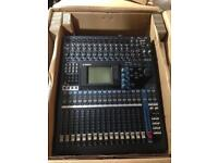 Yamaha digital mixer 01v96 for sale