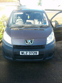 Peugeot Expert Tepee 1.6 HDi Comfort L1 5dr (8/9 seats) 9 seats/wheelchair/scooter